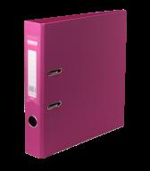 $Регистратор двухст., розовый, А4, 70 мм, ELITE