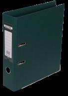 $Регистратор двухст., темно-зеленый, А4, 70 мм, ELITE