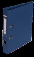 $Регистратор двухст., темно-синий, А4, 50 мм, ELITE