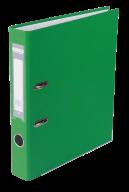 $Регистратор одност., зеленый, А4, 50 мм, LUX, JOBMAX