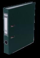 $Регистратор одност., темно-зеленый, А4, 50 мм, LUX, JOBMAX