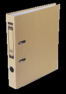@$Папка-регистратор односторонняя KRAFT, JOBMAX, А4, ширина торца 50 мм