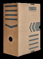 /Бокс для архивации документов, JOBMAX, 150 мм, крафт