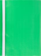 """$Папка-скоросшиватель с механизмом """"усики"""", JOBMAX, А4, 110/110 мкм, зеленая"""