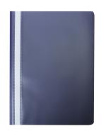 """@$Папка-скоросшиватель с механизмом """"усики"""", А4, 120/180 мкм, фиолетовая"""