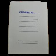 """/Папка """"СПРАВА"""", А4, картон 0,35 мм"""