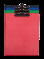 $Клипборд-папка, А4, PVC, ассорти