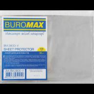 $/Файл для документов, JOBMAX, А4+, 30 мкм, 100 шт. в упаковке