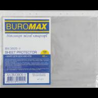 $/Файл для документов, JOBMAX, А4+, 40 мкм, 100 шт. в упаковке