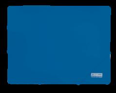 $Папка на резинках, JOBMAX, А4, непрозр.пластик, синяя
