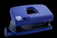 #@$Дырокол пластиковый, до 10 л., 123х62х38 мм, синий