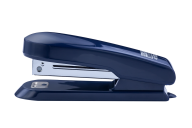 ^Степлер пластиковый, 15 л., (скобы №10), 111х28х43 мм, синий