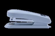 ^Степлер пластиковый, 15 л., (скобы №10), 111х28х43 мм, серый