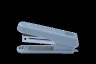 ^$Степлер пластиковый (плоский), JOBMAX, 10 л., (скобы №10), 92x38x20 мм, серый