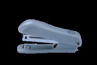 ^$Степлер пластиковый (круглый), JOBMAX, 10 л., (скобы №10), 90x39x24 мм, серый