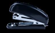 Степлер пластиковый МИНИ, 10 л., (скобы №10), 61х36х23 мм, черный