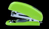 Степлер пластиковый МИНИ, 10 л., (скобы №10), 61х36х23 мм, светло-зеленый
