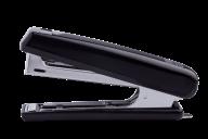 Степлер пластиковый, 12 л., (скобы №10), 107х25х54 мм, черный
