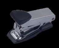 $Степлер металлический МИНИ, 12 л., (скобы №10), 61x34x25 мм, черный