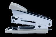 $Степлер металлический МИНИ, 12 л., (скобы №10), 61x34x25 мм, серый