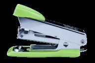 #^$Степлер металлический МИНИ, 12 л., (скобы №10), 61x34x25 мм, светло-зеленый