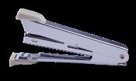 @Степлер металлический, 12 л., (скобы №10), 94x42x21 мм, серый