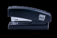 $Степлер пластиковый, 20 л., (скобы №24; 26), 98х33х50 мм,  черный