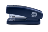 $Степлер пластиковый, 20 л., (скобы №24; 26), 98х33х50 мм,  синий
