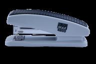 Степлер пластиковый, 20 л., (скобы №24; 26), 126х32х55 мм, серый