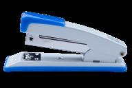^$Степлер металлический, JOBMAX, 20 л., (скобы №24; 26), 112х44х34 мм, синий