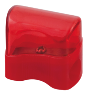 ^Точилка с контейнером, JOBMAX, пластик. корпус