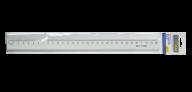 Линейка алюминиевая, 30 см, инд. упаковка