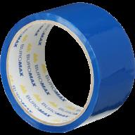/Клейкая лента упаковочная, 48 мм x 35 м, синяя, по 6 шт.