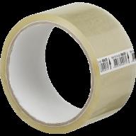 /Клейкая лента упаковочная JOBMAX, 48 мм x 50 ярдов, прозрачная, по 1 шт.