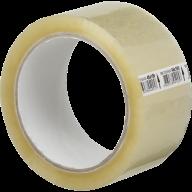 /Клейкая лента упаковочная, JOBMAX, 48 мм x 100 ярдов, прозрачная, по 1 шт.