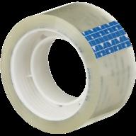 $Клейкая лента канцелярская, 24 мм х 20 м, прозрачная, по 6 шт.
