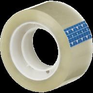 $Клейкая лента канцелярская, 24 мм х 30 м, прозрачная, по 6 шт.
