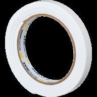 #Клейкая лента, 12 мм х 2 м, двухсторонняя, на пенной основе, по 12 шт.