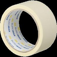/Клейкая лента малярная, 48 мм x 20 м, белая, по 6 шт.