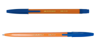 ^$Ручка шариковая SUN, 0,7 мм, пласт.корпус, синие чернила