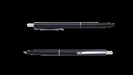 ^Ручка шарик.автомат.COLOR, L2U, 1 мм, черный корпус, синие чернила