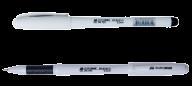 ^$Ручка гелевая SYMPHONY, 0,5 мм, рез. грип, черные чернила