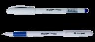 ^$Ручка гелевая SYMPHONY,  0,5 мм, рез. грип, синие чернила