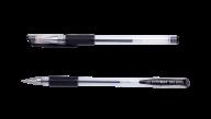 ^$Ручка гелевая FORMULA GRIP, JOBMAX, 0,7 мм, черные чернила