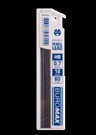 Стержни для механического карандаша, HB, 0,7 мм, 12 шт.