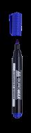 Маркер водост., синий, 2-4 мм, спиртовая основа
