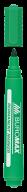 ^Маркер водост., зеленый, 2-4 мм, спиртовая основа