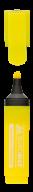 @$Текст-маркер, желтый, 2-4 мм, водная основа, флуоресцентный