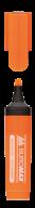 @$Текст-маркер, оранжевый, 2-4 мм, водная основа, флуоресцентный