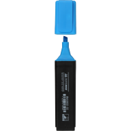 $Текст-маркер, синий,  JOBMAX, 2-4 мм, водная основа,